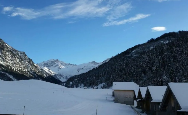 أفضل وجهات التزلج من أير بي إن بي