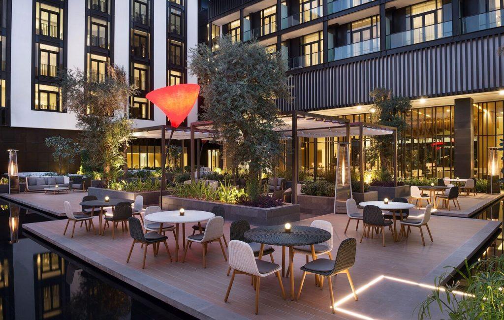 فندق وأجنحة لافيل سيتي ووك دبي