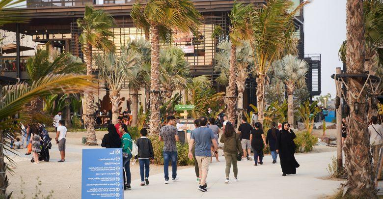 فعاليات لا مير خلال مهرجان دبي للتسوق
