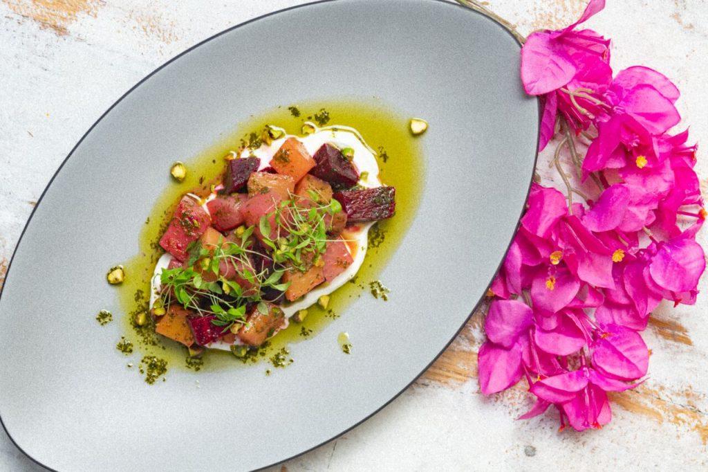 قائمة طعام مطعم أوبا اليوناني في دبي