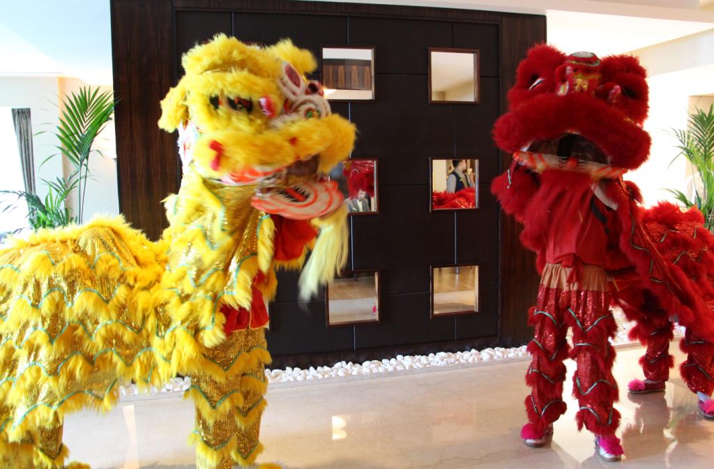عروض فندق شانغريلا دبي إحتفالاً برأس السنة الصينية