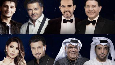 Photo of حفلات النجوم العرب في مسرح المجاز بالشارقة