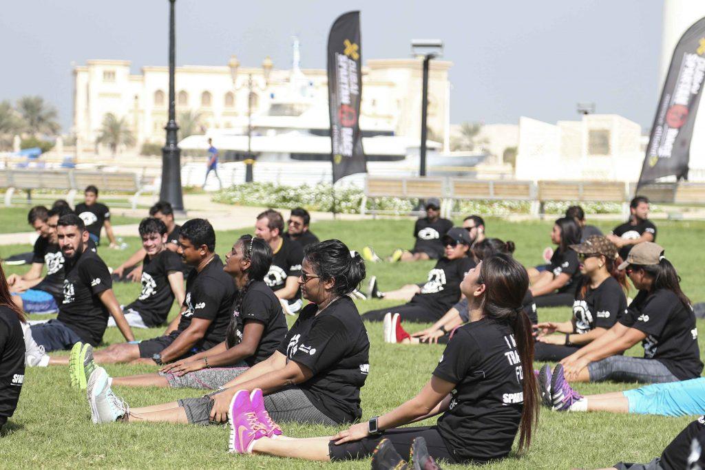 دبي تستضيف سباق سبارتن للشرق الأوسط وأفريقيا 2019