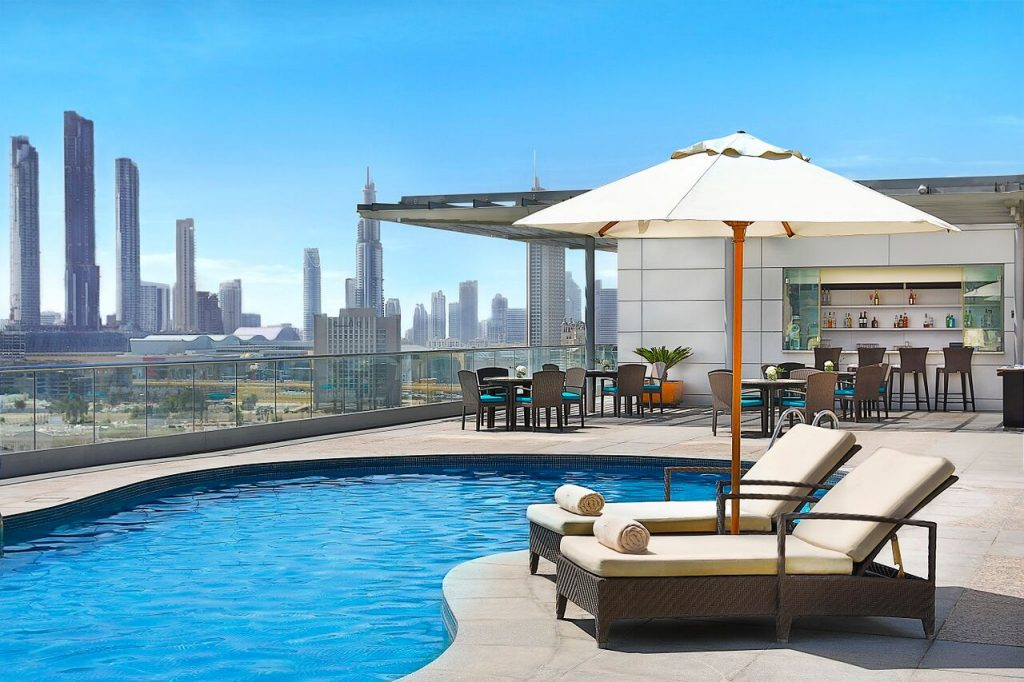 الريتز كارلتون مركز دبي المالي العالمي