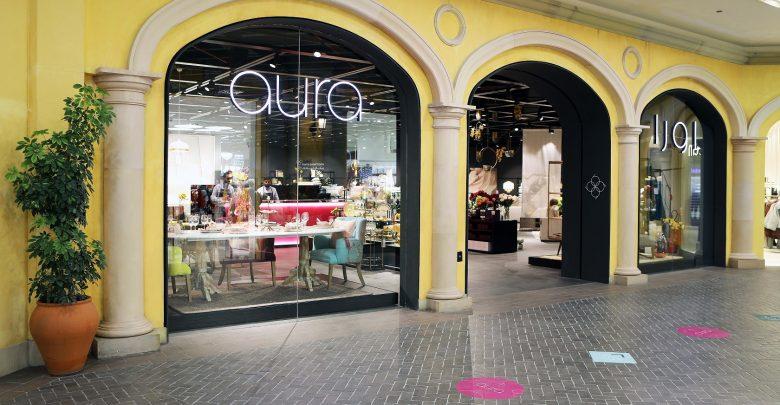 عروض علامة أورا خلال مهرجان دبي للتسوق