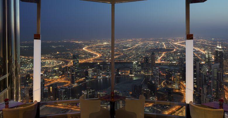 أتـ.موسفير في برج خليفة