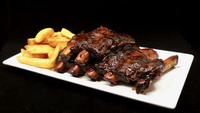 مطعم هوريكان جريل في دبي مول