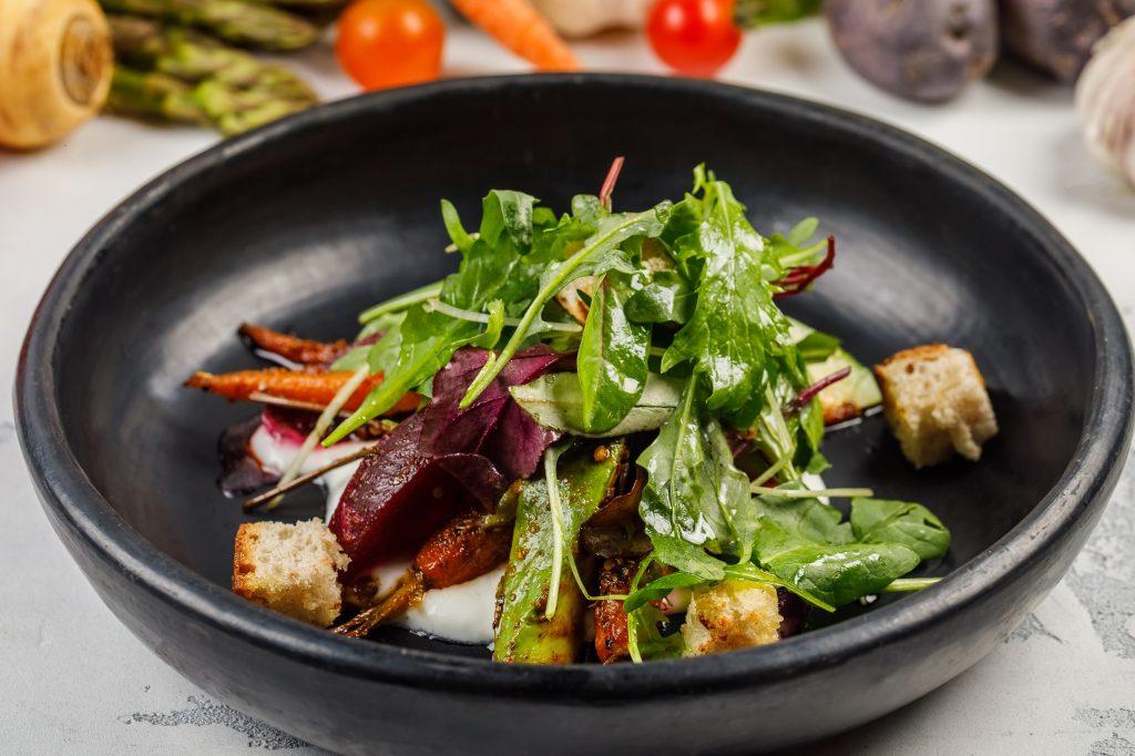 قائمة الطعام الصحي من غاوتشو مركز دبي المالي العالمي