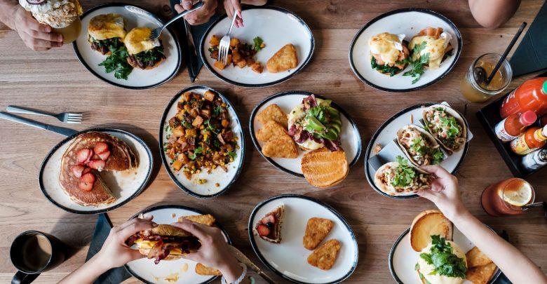 قائمة الفطور الجديدة في مطعم بلاك تاب