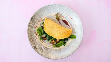 Photo of المأكولات الصحية في مطعم باونتي بيتس