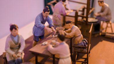 Photo of معرض الحرير والشاي والخزف من مبادرة هلا بالصين