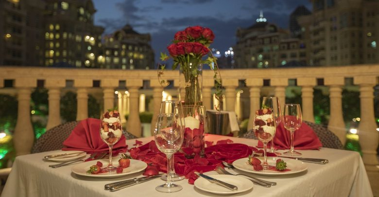 عشاء برجولاس الرومانسي