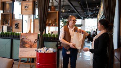 صورة مطاعم ذا ديلي في فنادق روڤ تستبدل البلاستيك بالعشاء !