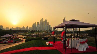 صورة أمسية يوم الحب 2019 في نادي الإمارات للجولف