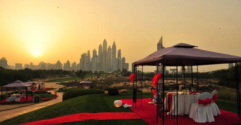 أمسية يوم الحب 2019 في نادي الإمارات للجولف