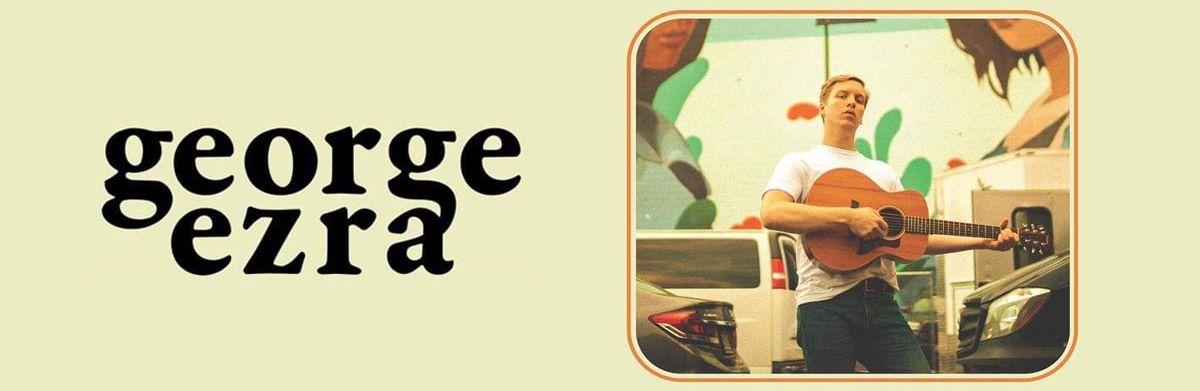 حفل المغني العالمي جورج إزرا في دبي