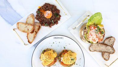 صورة افتتاح مطعم هيل هاوس براسيري في نادي دبي هيلز للجولف