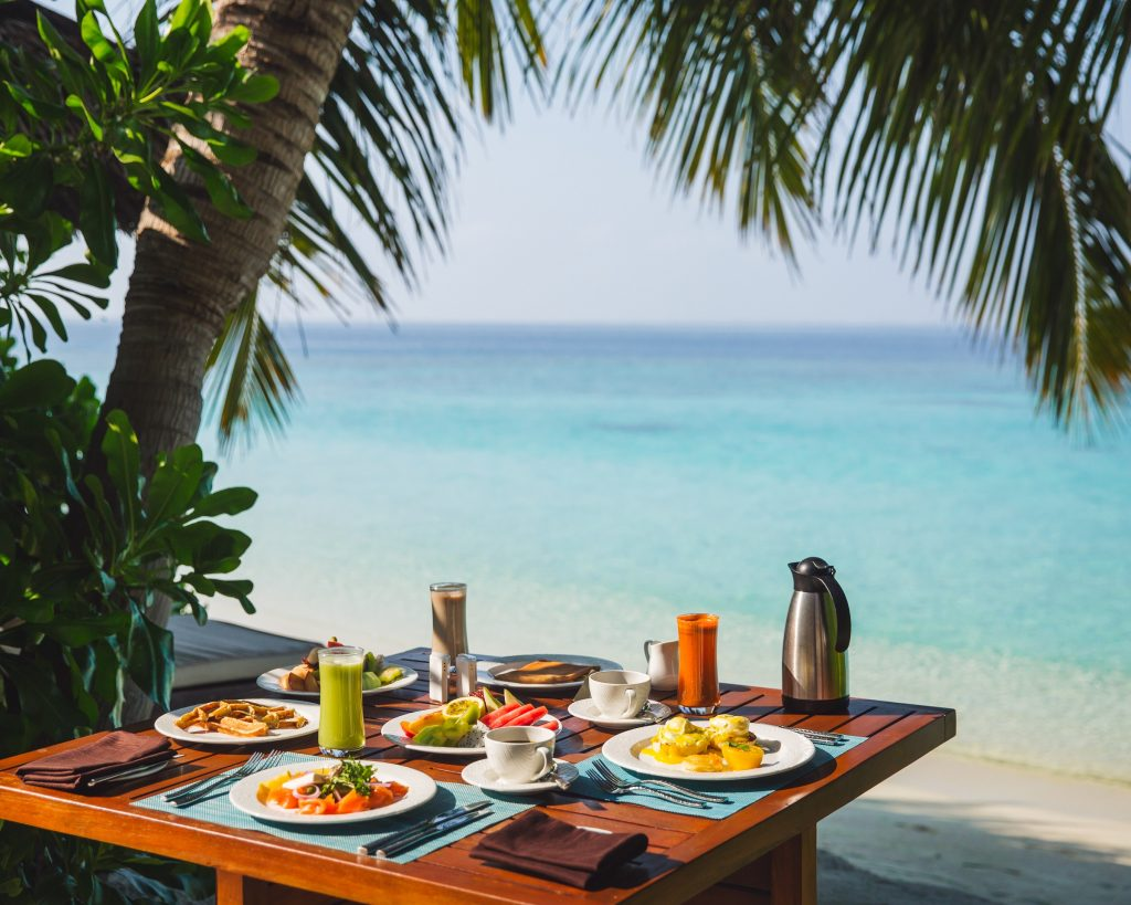 فندق جميرا فيتافيلي في المالديف