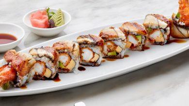 صورة لعشاق السوشي ابتكر طبقك الخاص في مطعم سومو سوشي آند بينتو