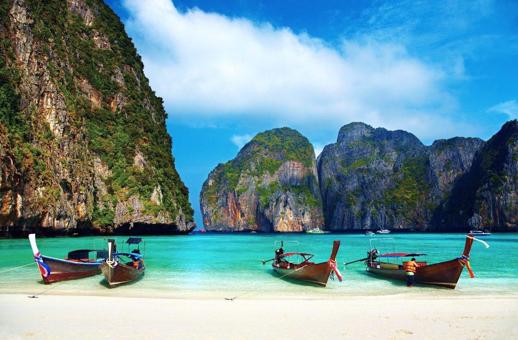 كوه لانتا في تايلاند