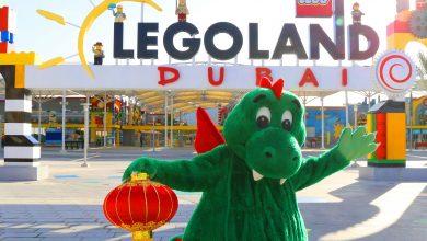 Photo of احتفالات رأس السنة الصينية في ليجولاند دبي