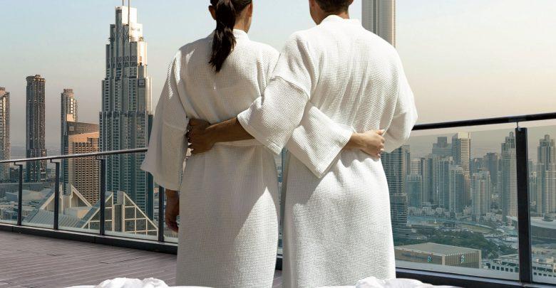 تشي ذا سبا في فندق شانغريلا دبي