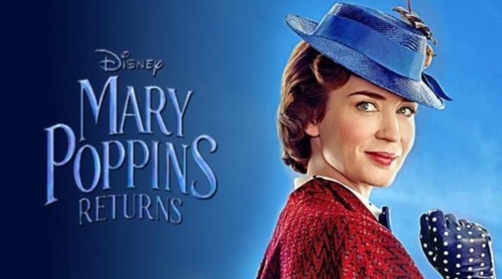 فيلم MARY POPPINS RETURNS