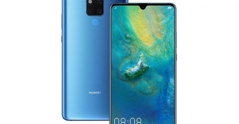 الهاتف الذكي الجديد HUAWEI Mate 20 X