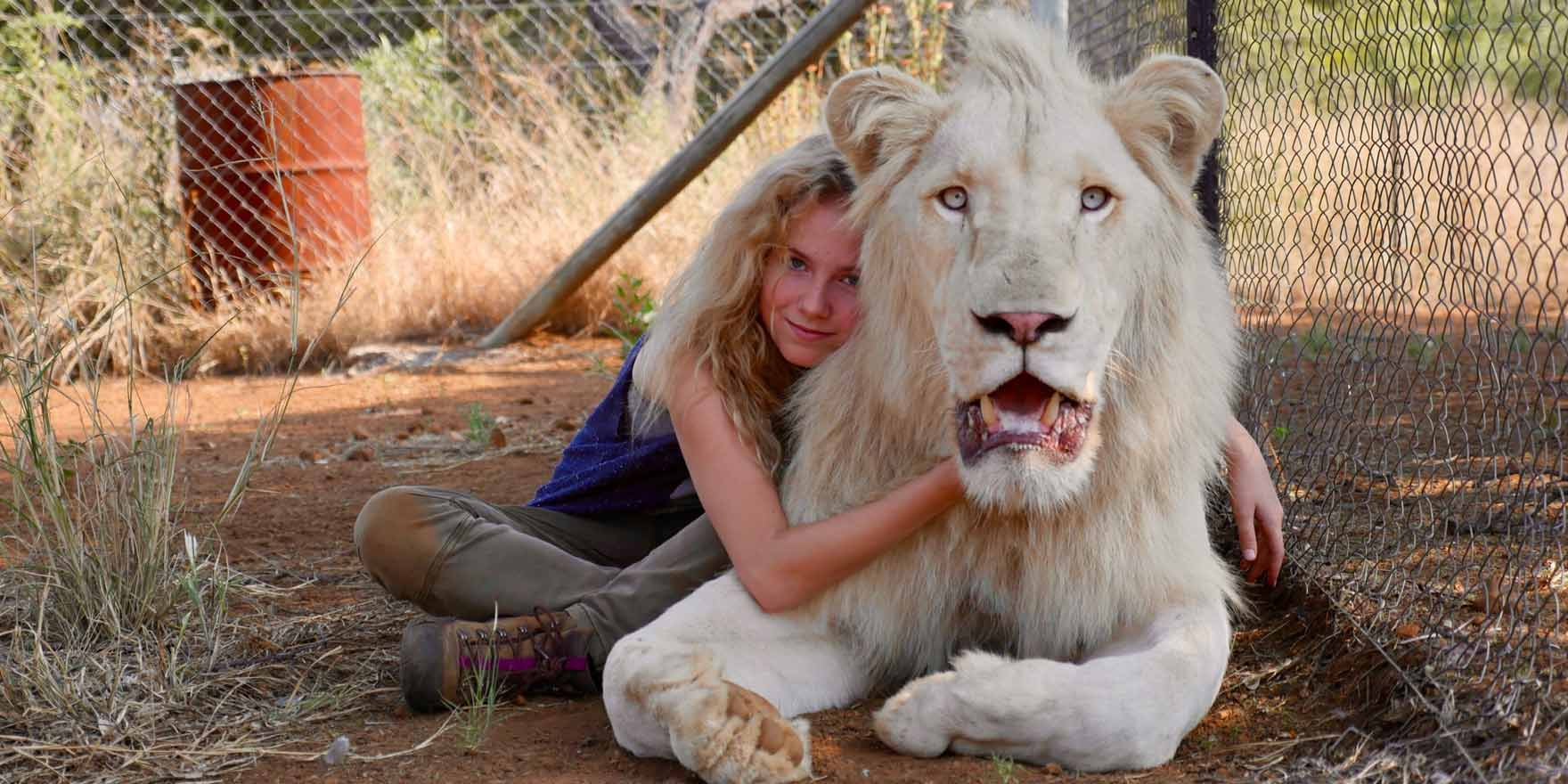 فيلم MIA AND THE WHITE LION