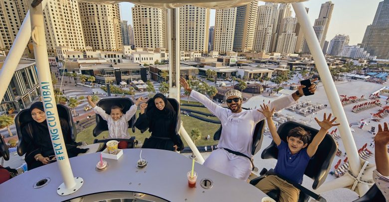 تعرف على استراتيجية السياحة فقط في دبي