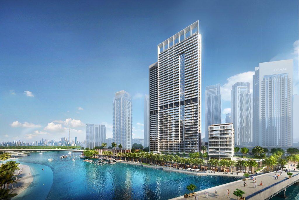 مشروع بالاس ريزيدنسز في خور دبي