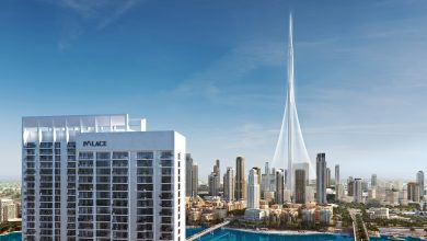 Photo of إطلاق مشروع بالاس ريزيدنسز في خور دبي