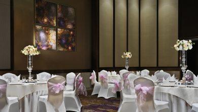 صورة باقات الزفاف من فندق سويس أوتيل الغرير
