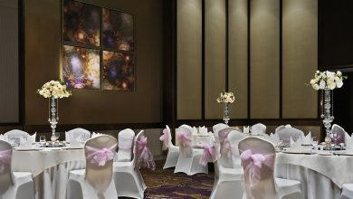 Photo of باقات الزفاف من فندق سويس أوتيل الغرير