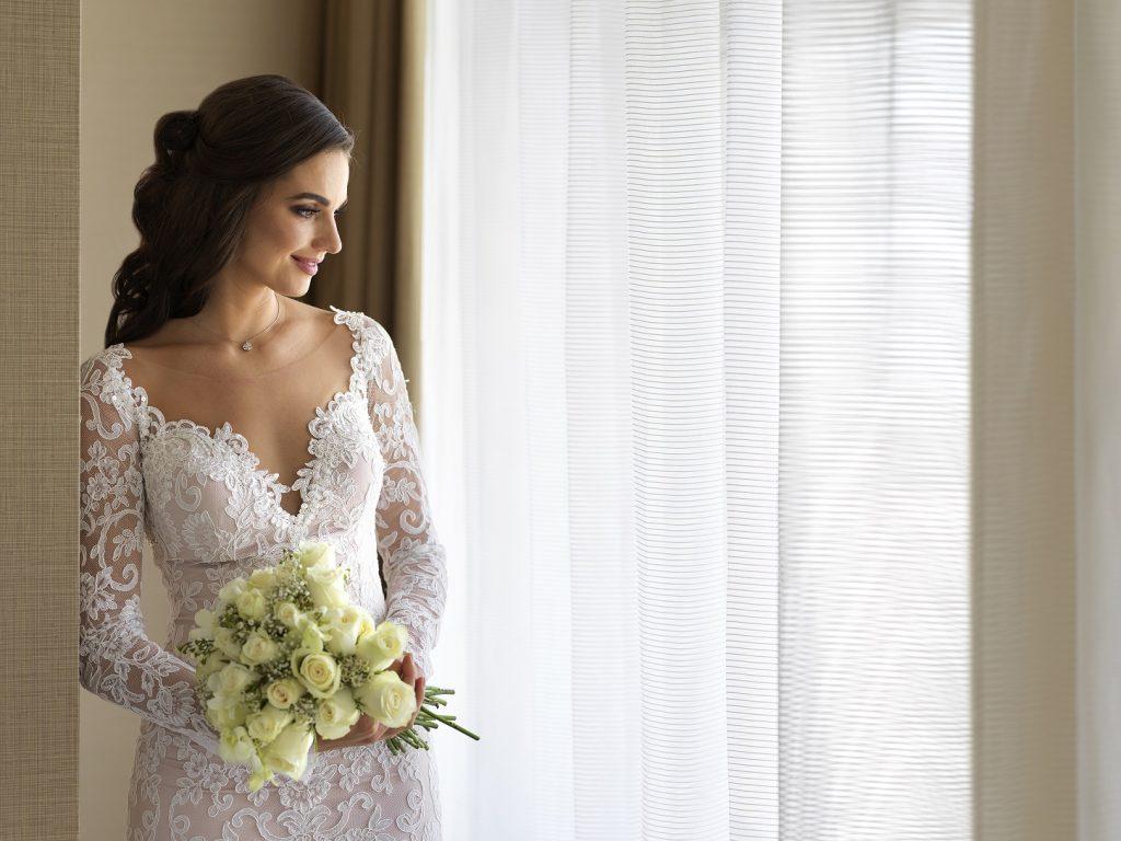 باقات الزفاف من فندق سويس أوتيل الغرير