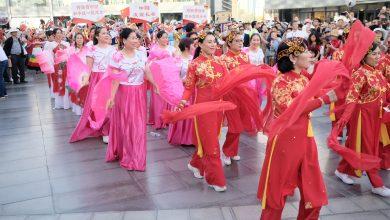 Photo of احتفالات السنة الصينية الجديدة من هلا بالصين