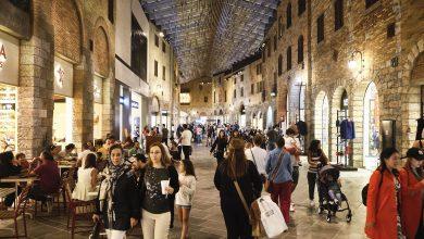 صورة فعاليات وعروض ذا أوتلت فيليدج خلال مهرجان دبي للتسوق