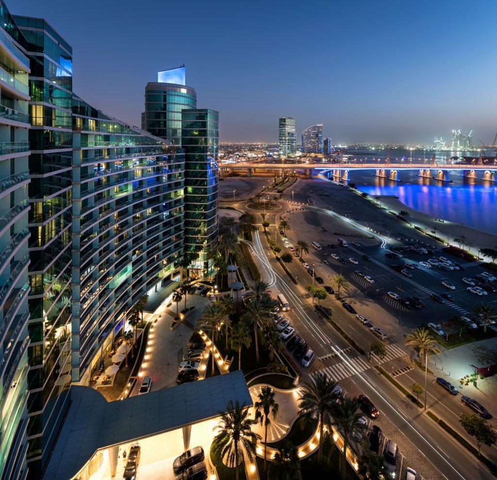 مشروع دبي فستيفال سيتي
