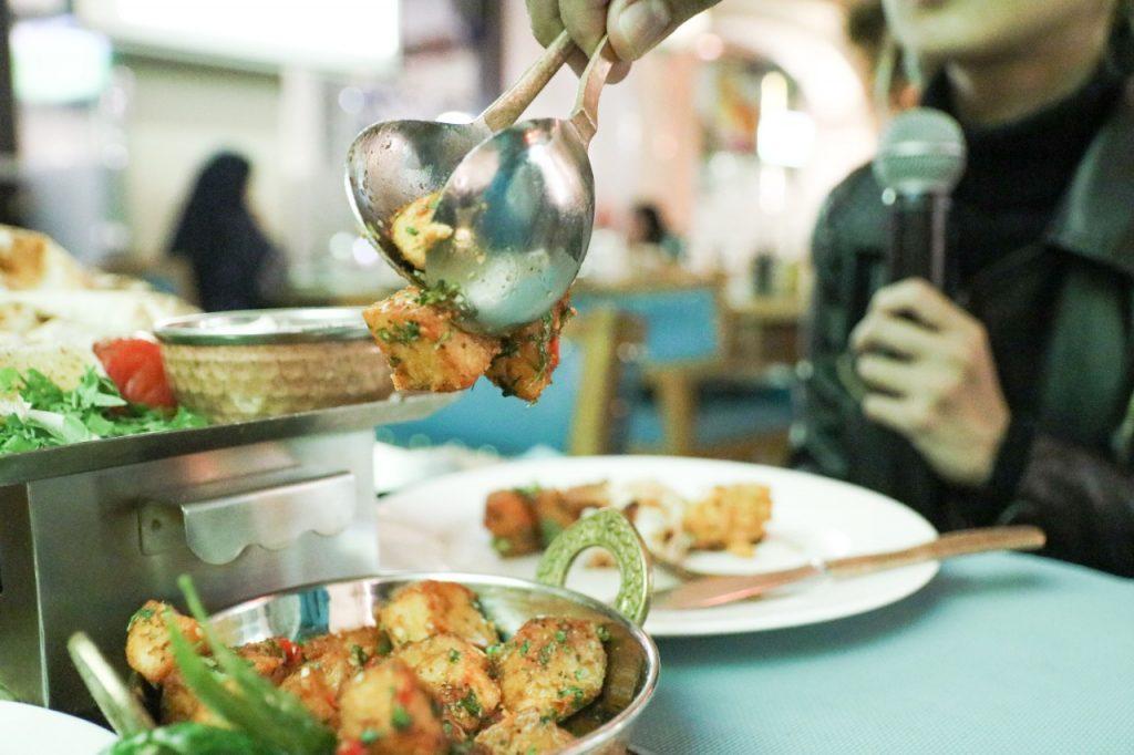 مطعم بيت المزة