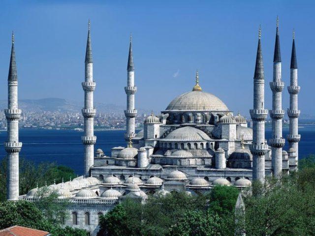 المسجد الأزرق ، اسطنبول