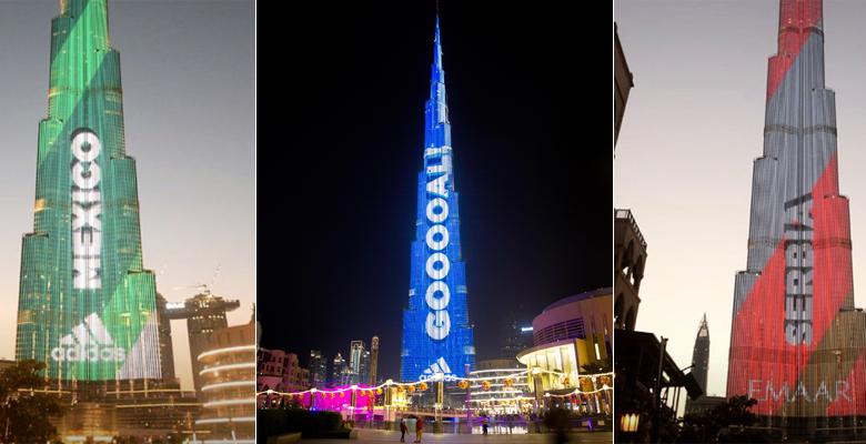 8 صور تلخص دبي خلال سنة 2018
