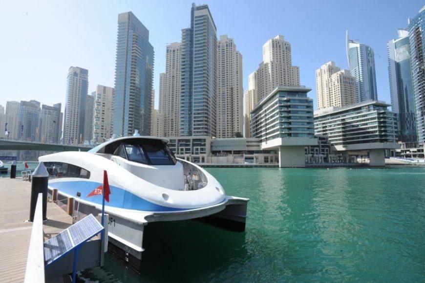 جولة دبي فيري Dubai Ferry ride
