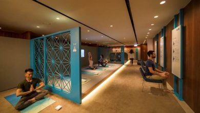 Photo of افتتاح مركز ذا سنكتشوري باي بيور يوجا في مطار هونغ كونغ