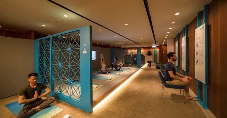 افتتاح مركز ذا سنكتشوري باي بيور يوجا في مطار هونغ كونغ