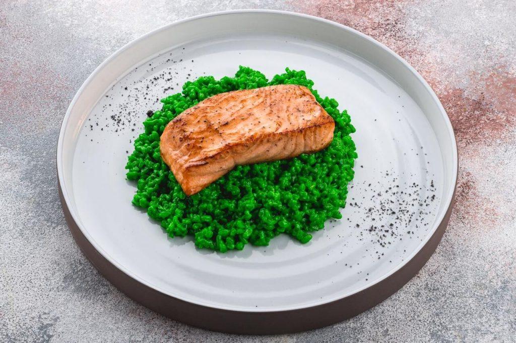 قائمة الطعام الجديدة في مطعم إيشاك