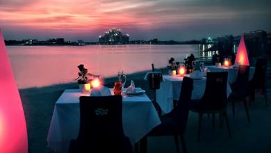 Photo of 6 أماكن لتناول العشاء تحت النجوم في دبي خلال عيد الحب