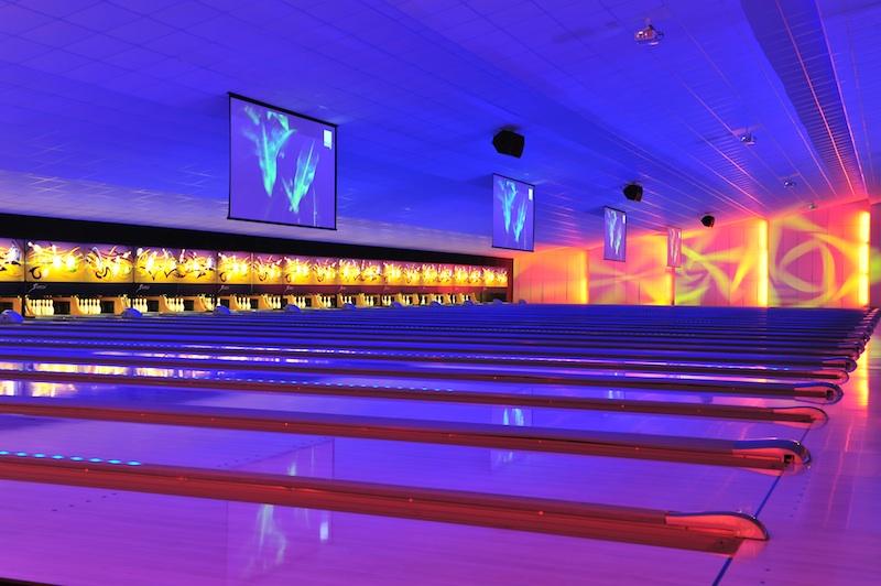 لعبة البولينج Switch Bowling