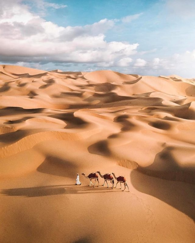 الربع الخالي في دولة الإمارات العربية المتحدة / عمان Empty Quarter in UAE/Oman