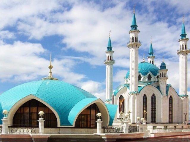 مسجد كول شريف ، روسيا