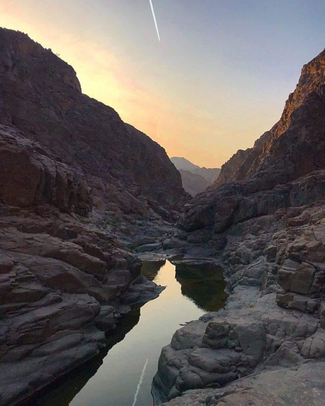 وادي شوكة في رأس الخيمة Wadi Shawka in RAK